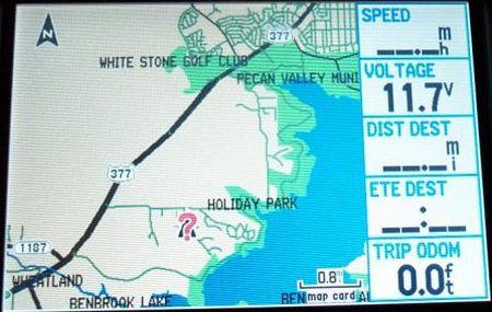 garmin map 276c: